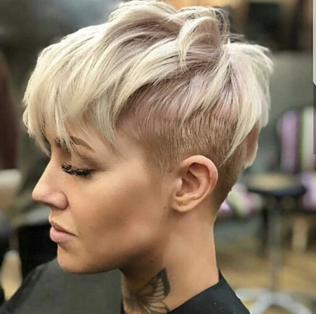 new pixie haircuts 2019 for older women over 50