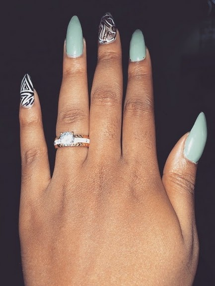 moet abebe engagement ring