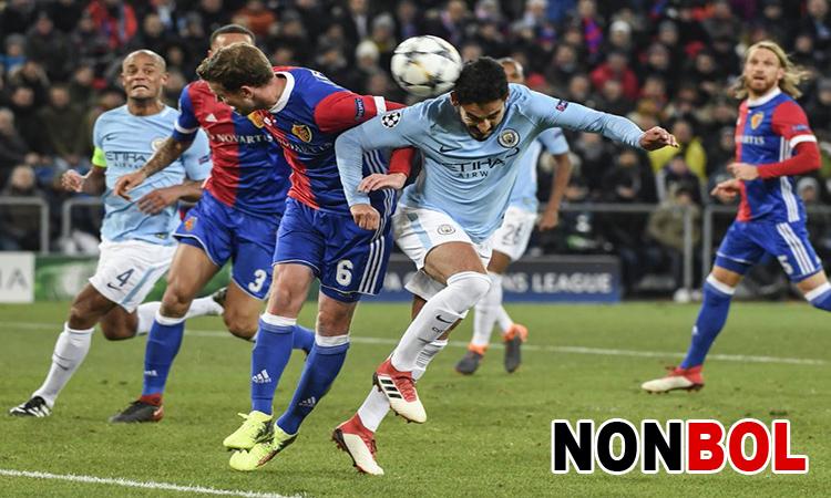 Cuplikan Gol Manchester City 4-0 FC Basel | Leg 1 Babak 16 Besar Liga Champions