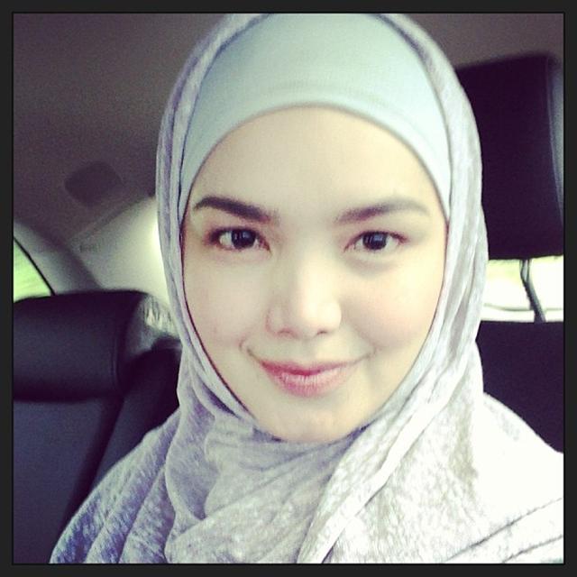 Fesyen Tudung Dato Siti Nur Haliza Love Is Cinta
