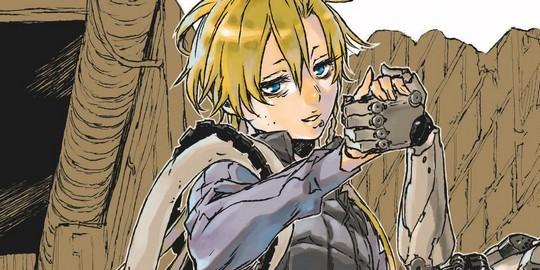 Big Kana, Critique Manga, Kana, Manga, No Guns Life, Tasuku Karasuma,