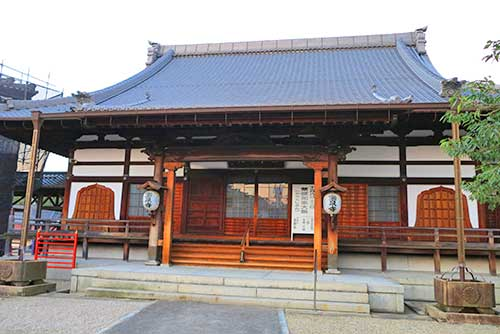 Hosenji Temple, Seto city, Aichi Prefecture.