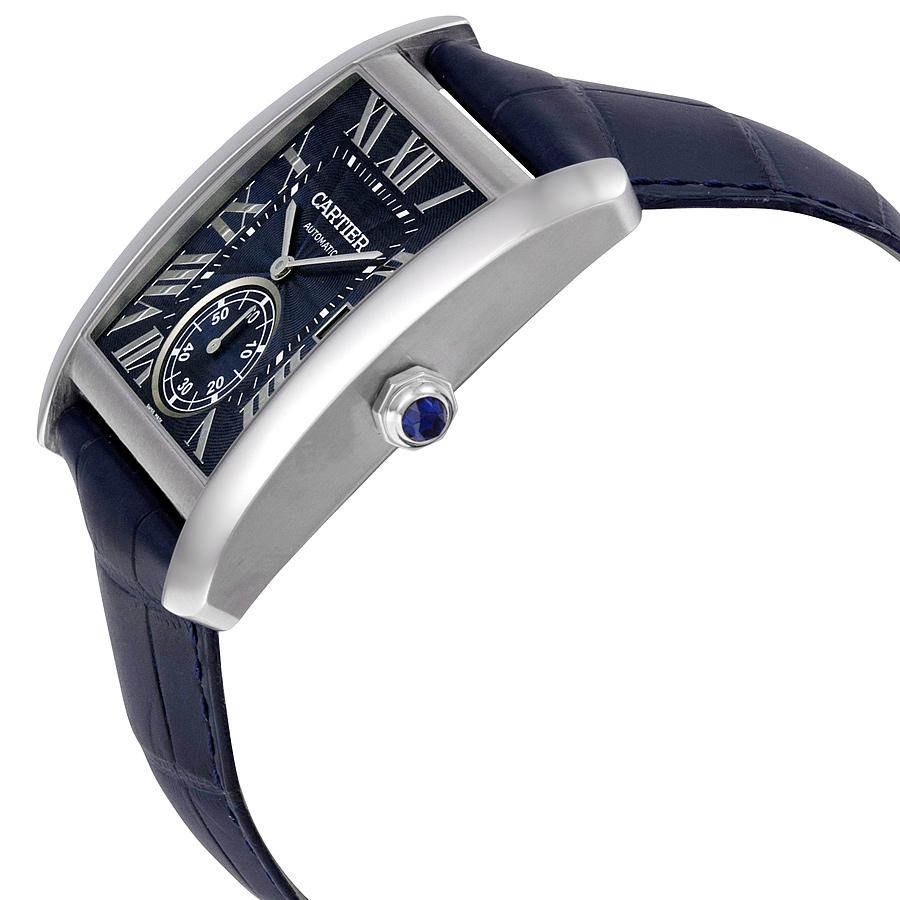 7cfc03e58def9 Yükle (900x900)Cartier Tank MC Blue Dial Stainless Steel Men s Watch  WSTA0010 - Tank MC - Cartier - Watches - JomashopShop for Tank MC Blue Dial  Stainless ...