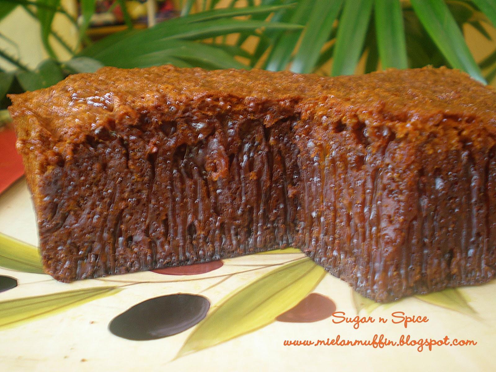 Sugar 'n' spice: Kek Gula Hangus / Kek Sarang Semut / Kek Sarang Lebah