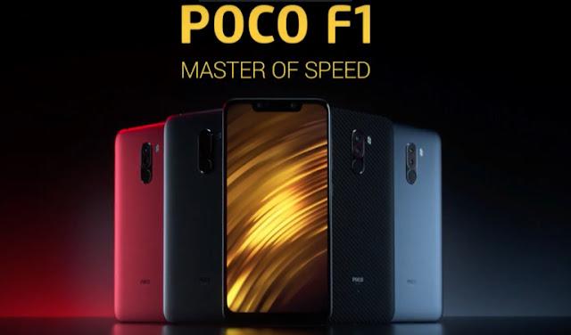 Resmi Meluncur 27 Agustus di Indonesia, Xiaomi Poco F1 Snapdragon 845 Harganya?