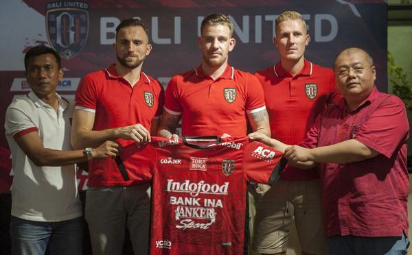 Demi Mainkan Spaso di LCA, Bali United akan Tumbalkan Duo Belanda
