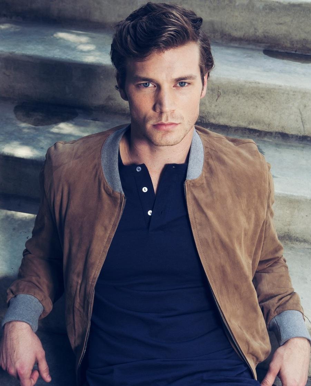 Most Beautiful Men Derek Theler