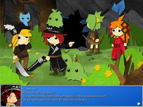 Epic Battle Fantasy 4 Game Free Download