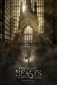 Fantastic Beasts and Where to Find Them Poster Film