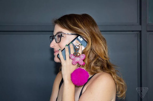 The key to a contemporary phone case may be a swappable charm