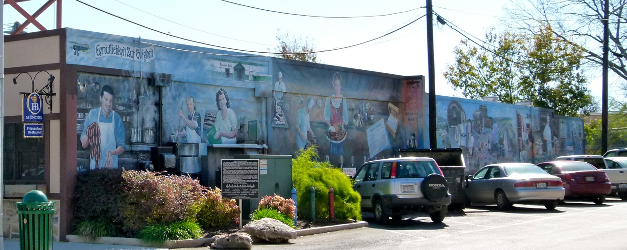 Rv Short Stops Dreamy Pastries Historic Murals In Old