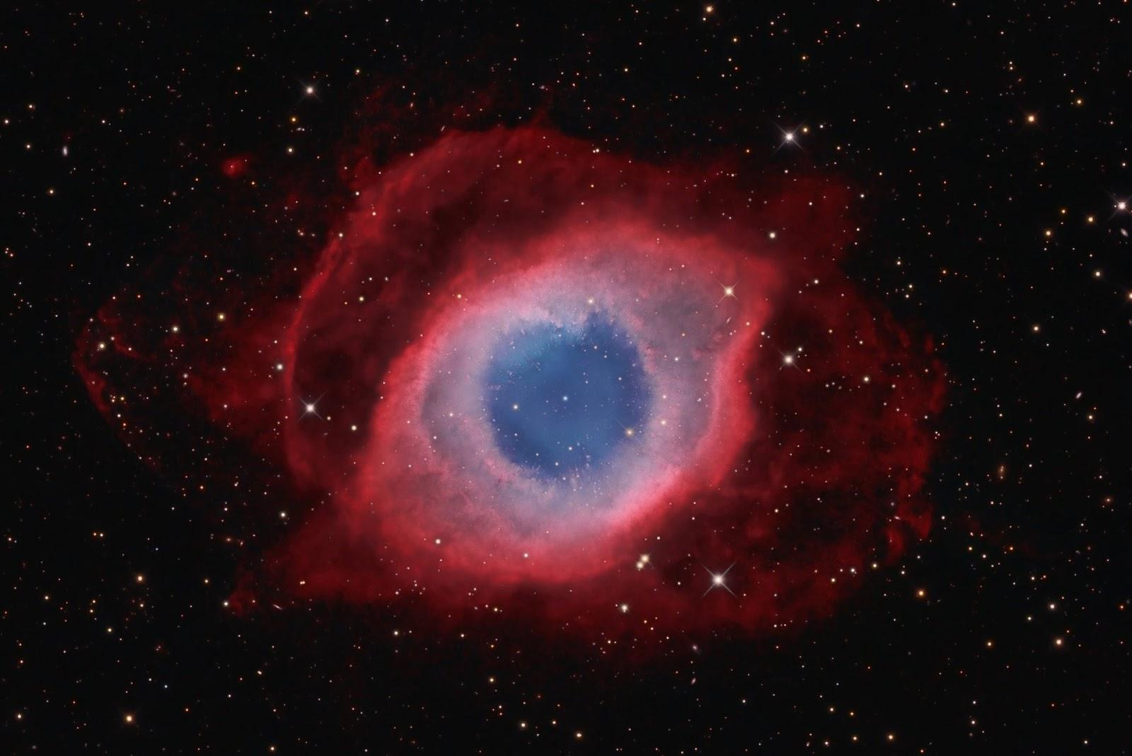 ngc 7293 the helix nebula - photo #11