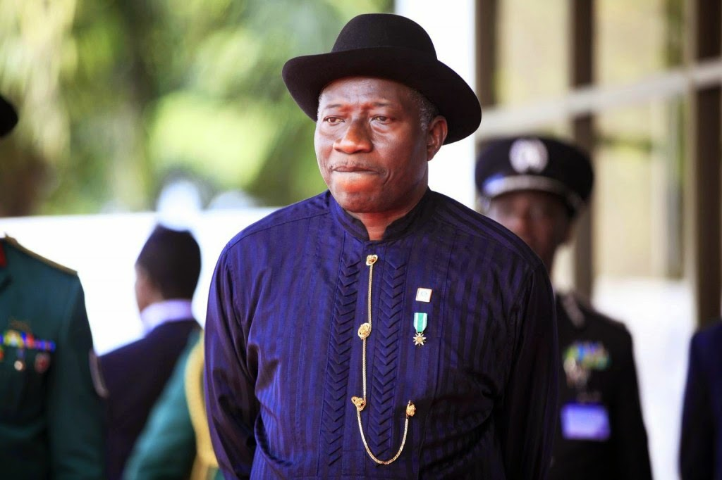 jonathan war on nigeria