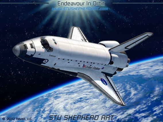 Nasa Spaceship In Space (page 2) - Pics about space