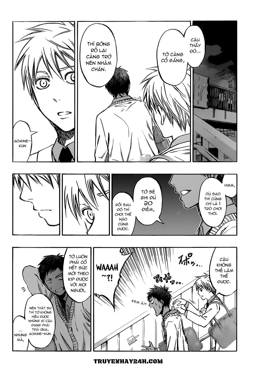 Kuroko No Basket chap 214 trang 14
