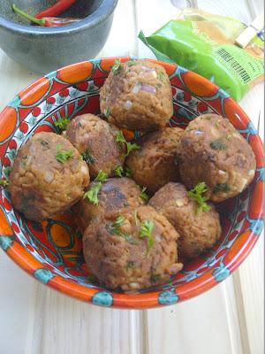 vegetarisch gehakt turkse gehaktballen