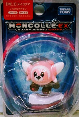 Stufful Figure Takara Tomy MONCOLLE EX EMC_33