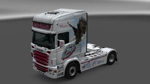 Trio-Trans Skin for Scania RJL