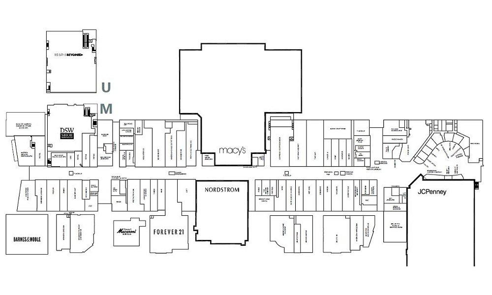 The Mallmanac Old School Shops Northgate Mall Seattle Wa