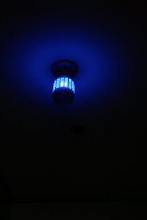 ZappLight - LED Light and Bug Zapper in One