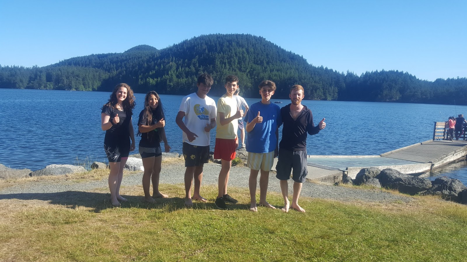 Teen vacations pacific northwest
