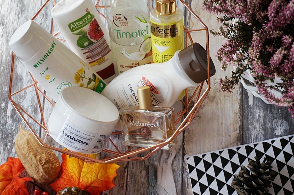 Kosmetyczni ulubieńcy września - Enklare Natural Cosmetics, Palmers, L'Erbolario, Alterra, Timotei, Perfecta, Naturalis