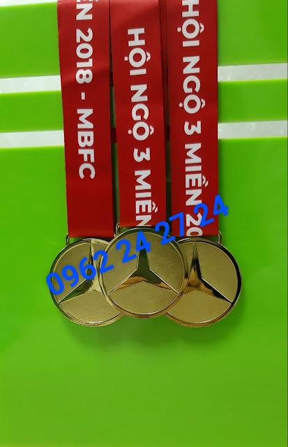 thiết kế, sản xuất huy chương theo yêu cầu, huy chương đúc nổi logo giá rẻ