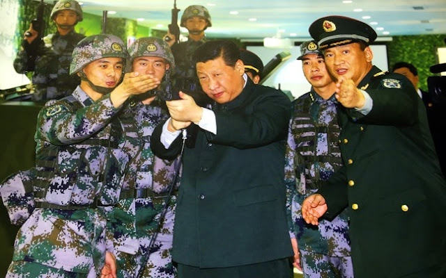 Xi gets PLA war-ready, India must wake up