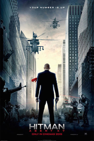 Hitman Agent 47 2015 Movie Download
