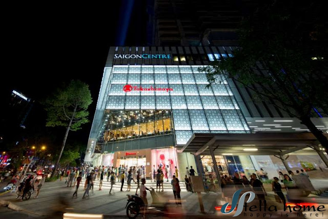 Keppel Land opens mall in Ho Chi Minh City