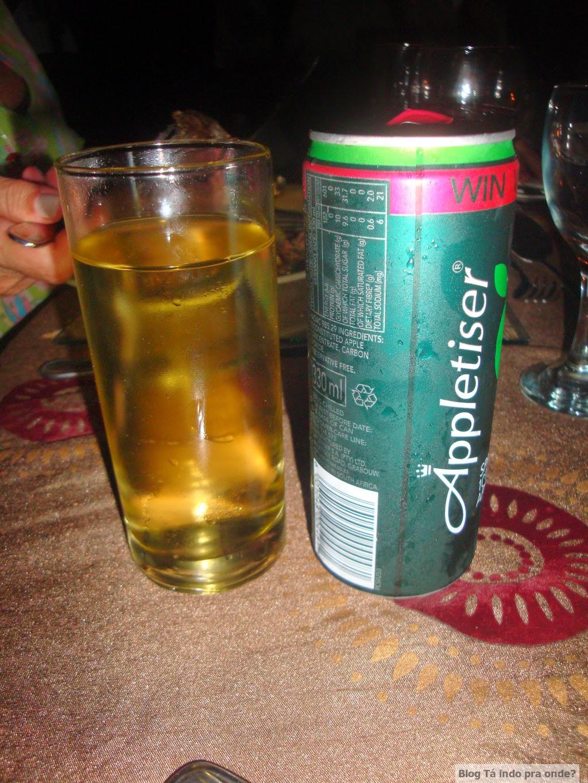 Appletiser - refrigerante de maçã