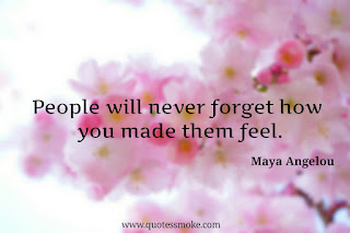 Maya Angelou Life Lessons