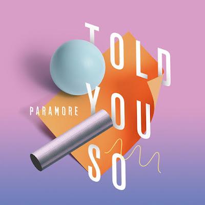 Arti Lirik Lagu Told You So - Paramore