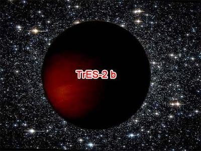 Planet TrES-2 b