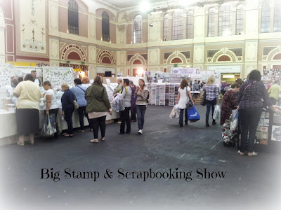 Big Stamp and Scrapbooking Show