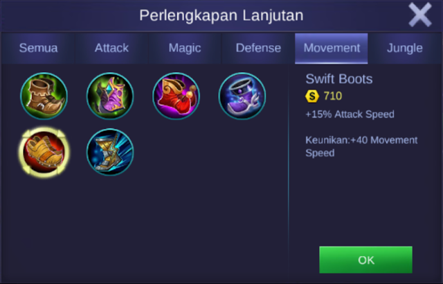 Freya High Damage Build Mobile Legends