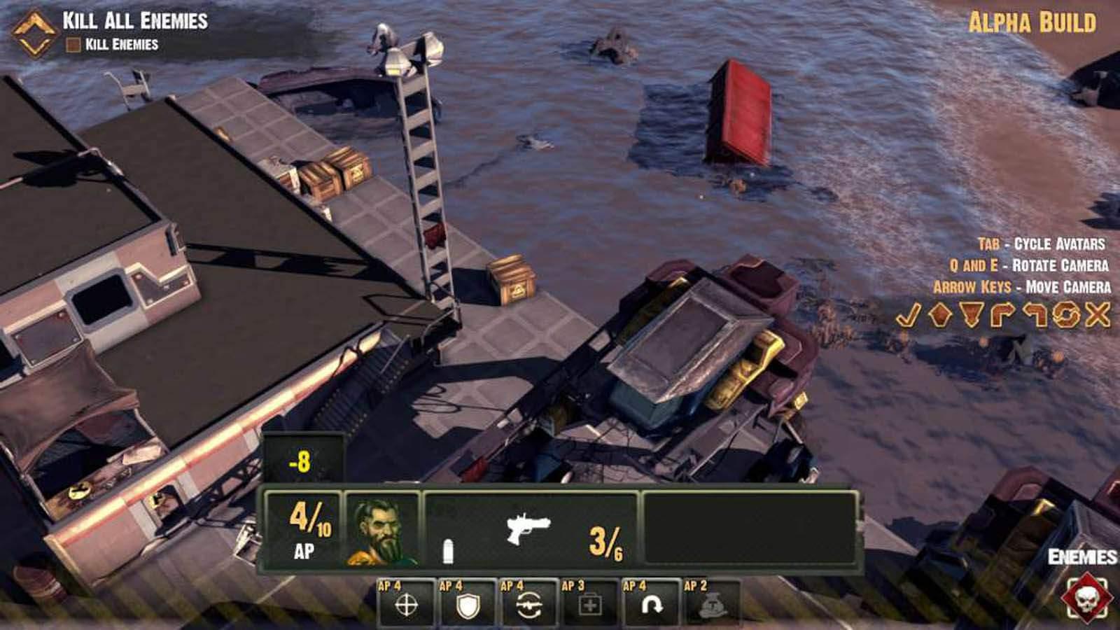 تحميل لعبة Fallen A2P Protocol مضغوطة برابط واحد مباشر كاملة مجانا