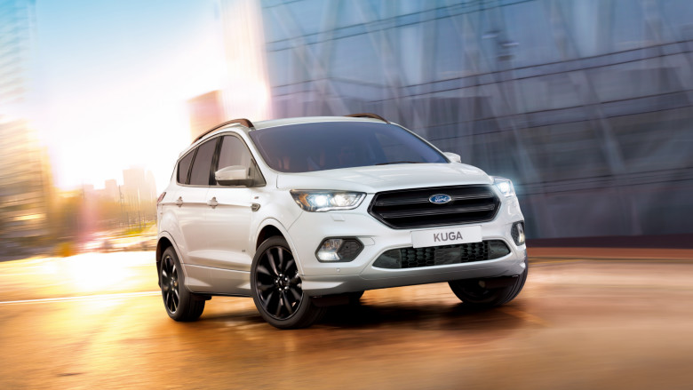 Ford Kuga dimensioni e bagagliaio
