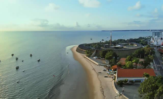 Picaozinho - Piscinas Naturais - João Pessoa - Praia de Tambaú - Paraíba