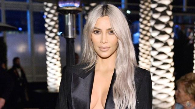 La última foto de Kim Kardashian es la perfecta definición de lo que significa 'romper Internet'