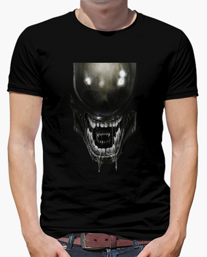 Camisetas de Cine Alien