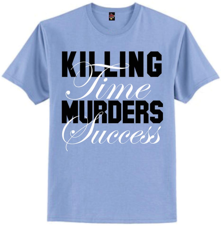 023623dd7ce Retro 10 Powder Blue T Shirts   Kuenzi Turf & Nursery