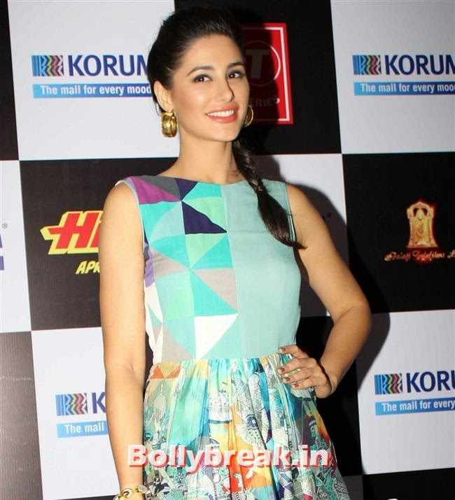 Nargis Fakhri, Hot Nargis Fakhri & Ileana Promote Movie Main Tera Hero Movie