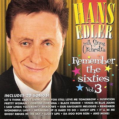 Hans Edler - Remember The Sixties - Vol 3 (2016 Sweden)