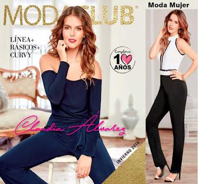 Invierno 2016-2017 Moda Club Ropa Mujer