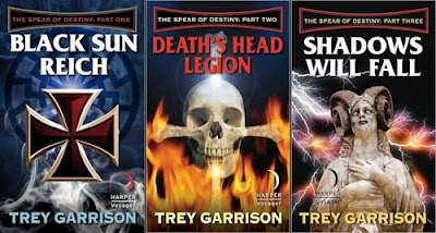 Guest Blog by Trey Garrison - On zombies, Nazis, robots and cowboys: Writing the book was the easy part - November 16, 2012