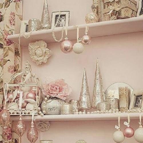 Home Decor Blogs Shabby Chic: I Heart Shabby Chic Christmas Home Decor 2013 #1