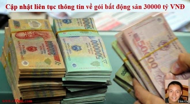 goi tin dung cho vay bat dong san 30000 ty dong www.c10mt.com