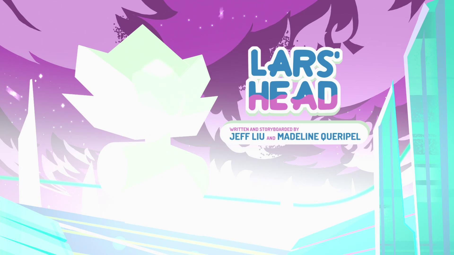 Steven Universo - A Cabeça do Lars