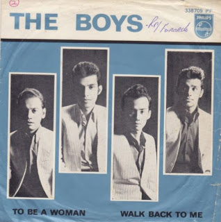 ROBERT SURIYA - THE BOYS - TO BE A WOMAN